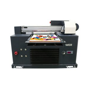 a3 size full automatic 4 color dx5 printer head mini uv printer dtg uv flatbe