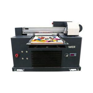 a3 size full automatic 4 color dx5 printer head mini uv printer dtg uv flatbe