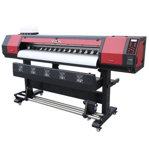 large format 1.8m vinyl dx5 print head eco solvent printer