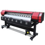 4 colors CMYK large format eco solvent printer flex banner printing machine