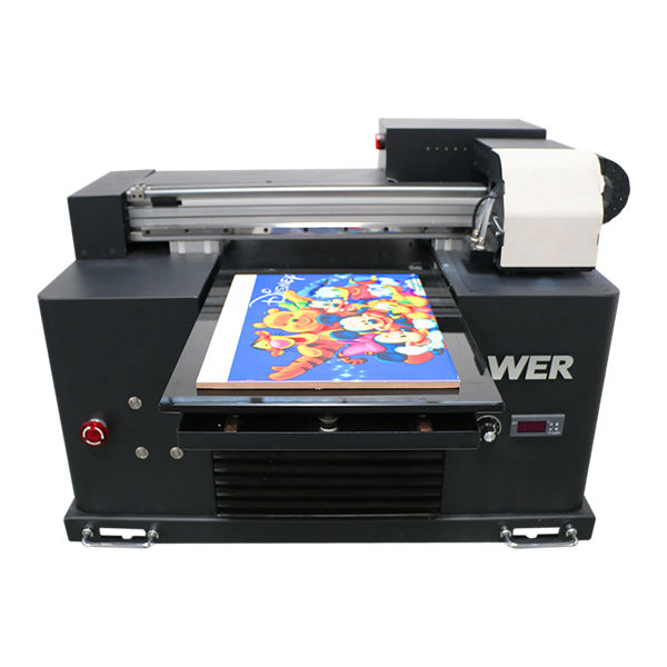 Specifications Plate Type:Flatbed Printer Type:Inkjet Printer Condition:New Automatic Grade:Automatic Voltage:220V Dimensions(L*W*H):2200*2300*1330mm Weight:500KG Warranty:2 Years, 18 months Print Dimension:1000*1600mm Ink Type:UV ink Product name:UV Flatbed Printer Print head:TOSHIBA CE4 Ink Color:CMYK LC LM W Resolution:360*1440dpi Print speed:3-6sq/h Software:GMG Application:Indoor Outdoor Advertisement Print Height:1-100mm(customizes) Cleaning system:Automatic cleaning system