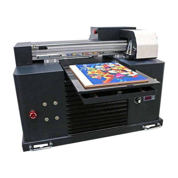 cheap small size 6 colors 28*60cm uv printer a3