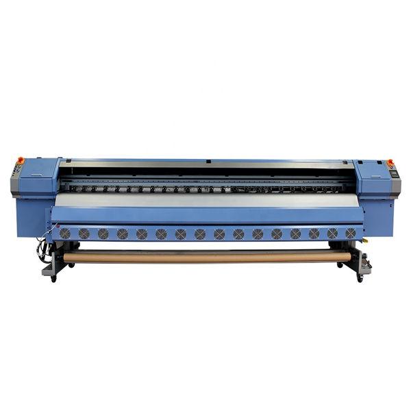 Digital-solvent-printing-machine-Inkjet-printing-heads