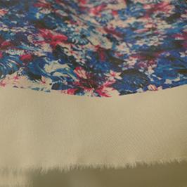Digital textile printing sample 2 by digital textile printer WER-EP7880T