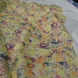 Digital textile printing sample 3 by A1 digital textile printer WER-EP6090T