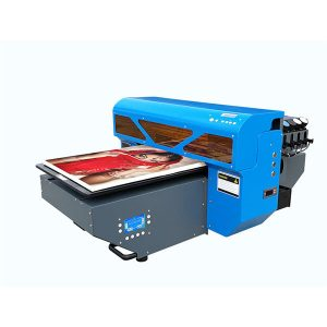 glass ceramic tile wood small a2 uv led flatbed printer