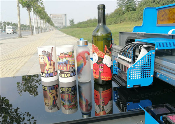 5.Support max. material thickness 120mm. expand more printing area for customer.