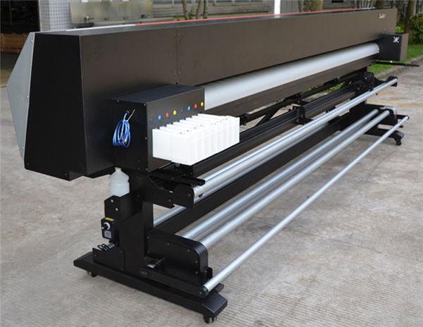 eco solvent printer sticker printing machine for sale