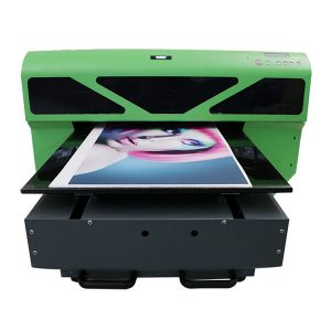 direct from factory a2 size 6 colors usb card flatbed dtg printers for sale