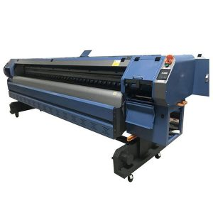 K3204I K3208I 3.2m high resolution hot laminated flex printing machine