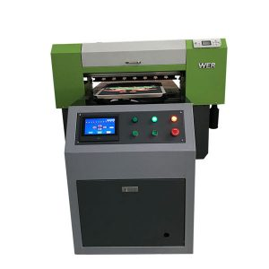 Best Selling T-shirt Textile Flatbed Printer Acrylic Garment Printer Flatbed Printing Machine