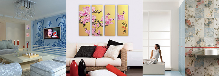 home decoration printing solution