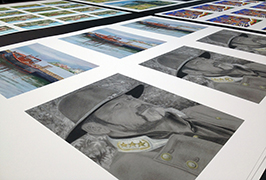 Photo Paper printed by 1.8m (6 feet) eco solvent printer WER-ES1802 2