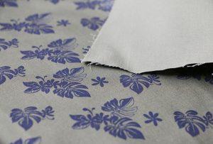 Textile printing sample 2 by digital textile printng machine WER-EP7880T