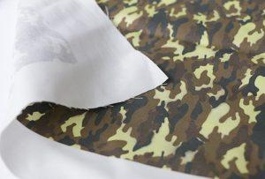 Textile printing sample 3 by digital textile printng machine WER-EP7880T