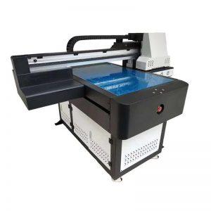 UV flatbed printer rotary for 8cm printing height WER-ED6090UV