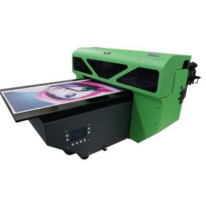 a2 small format uv flatbed printer with 1 pcs dx5 print head