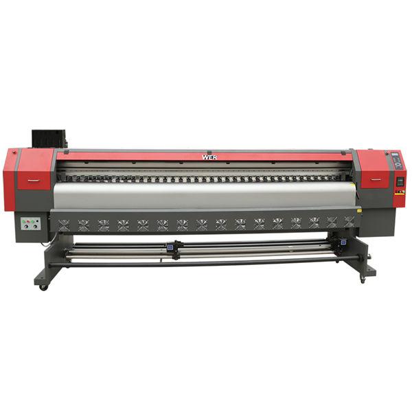 vinyl small eco solvent printer