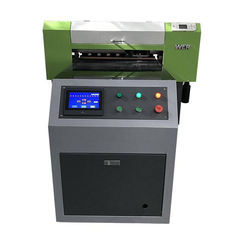 pvc printer large format canvas printer golf ball printing machine WER-ED6090UV